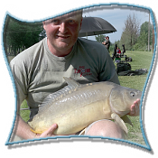 My biggest fish that day (7.5kg, 2015-05-09)