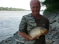 my first carp from Danube